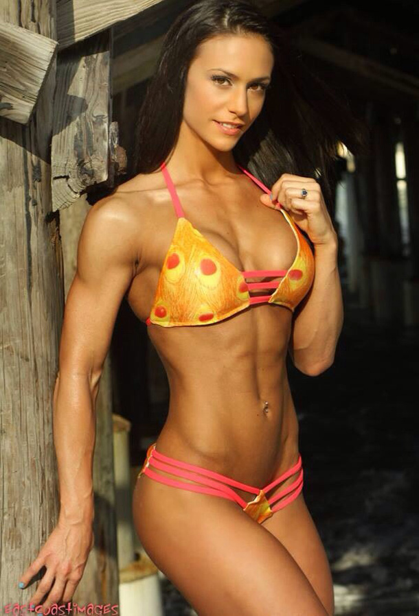 Hot-Fit-Girls-Perfect-Abs