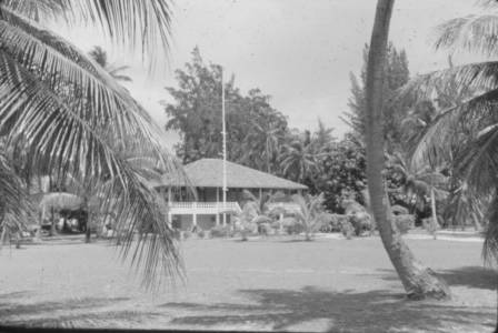 FI Managers Residence 1963
