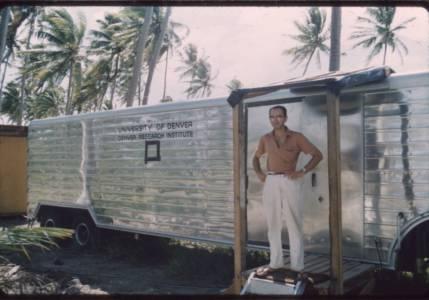 17 US Atomic Bomb test trailer
