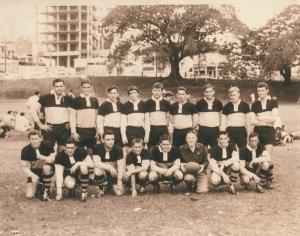 OTC Football Circa 1958_59