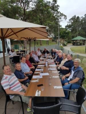 OTVA Members Southside Christmas Lunch 20201203