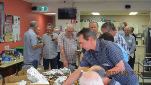 Perth AGM and Luncheon Nov 2019 Lunchroom 2019 2