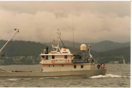 SOYC-018 Merindah Pearl - Adelaide bound