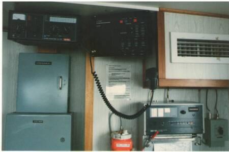 SOYC-069 Radio equipment on Merindah Pearl (1)