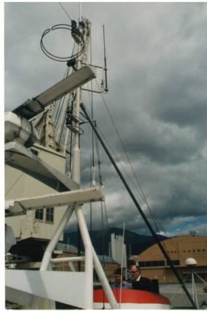 SOYC-075 Antennas on Merindah Pearl (2)