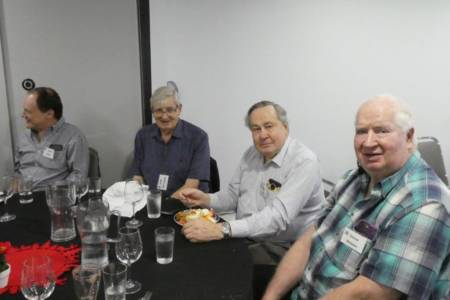 Sydney Reunion Nov 2019 Ross Keith Bob Trevor