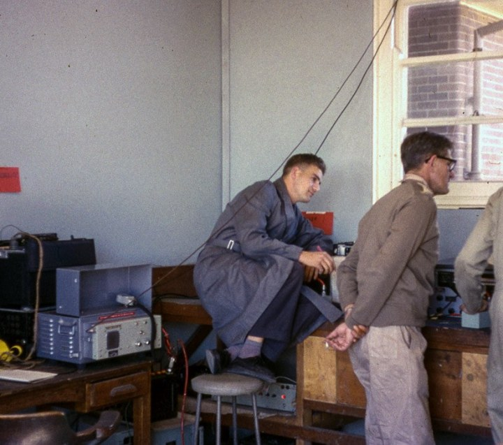 Antenna Testing Using DC3