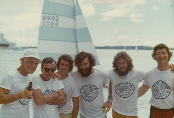Charlie Hale, Mick Wood, Bob Heron, Bill Kay, Bruce Mayberry, John Vossen