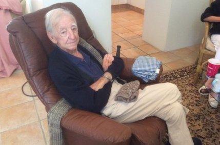 Mick Wood Aged 88