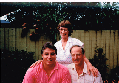 Geoff Day and Family