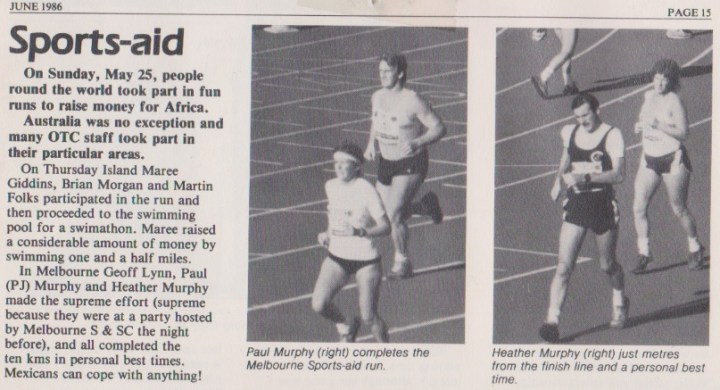 Sports-aid June 1986