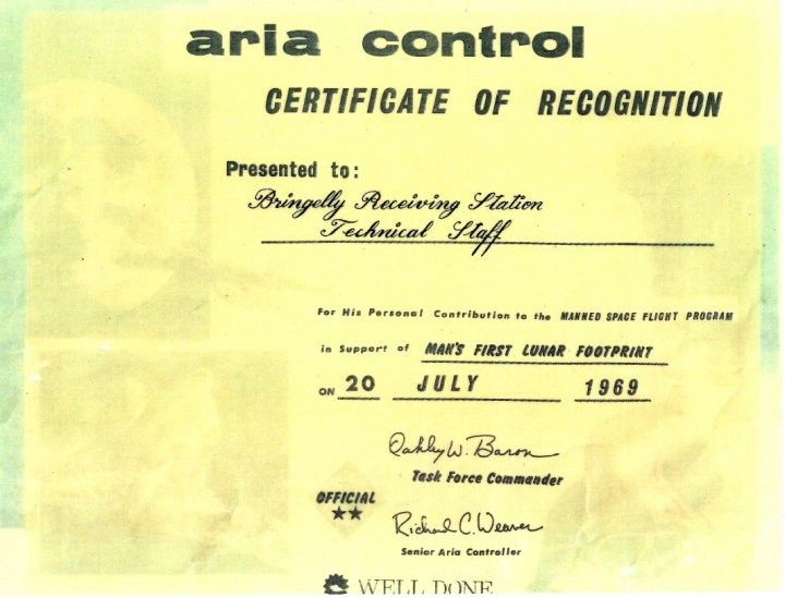 Aria Project 1969