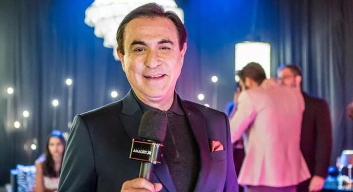 Amaury Jr. trocou a RedeTV! pela Band. (Foto: Divulgação)