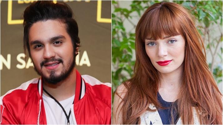 Luan Santana e Maria Eugenia Suconic podem comandar novo programa na Globo. (Foto: Montagem/Divulgação)