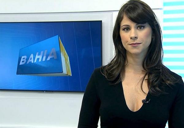 A jornalista Jéssica Senra (Foto: Divulgação)