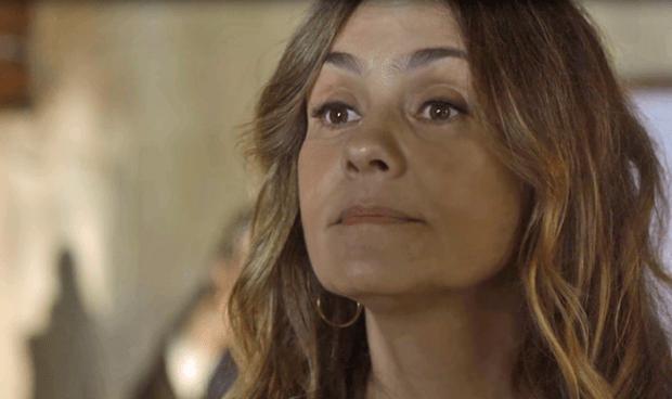Laureta (Adriana Esteves) em cena de Segundo Sol (Foto: Divulgação/Globo)