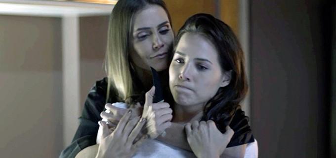 Karola e Rosa em Segundo Sol (Foto: Divulgação)