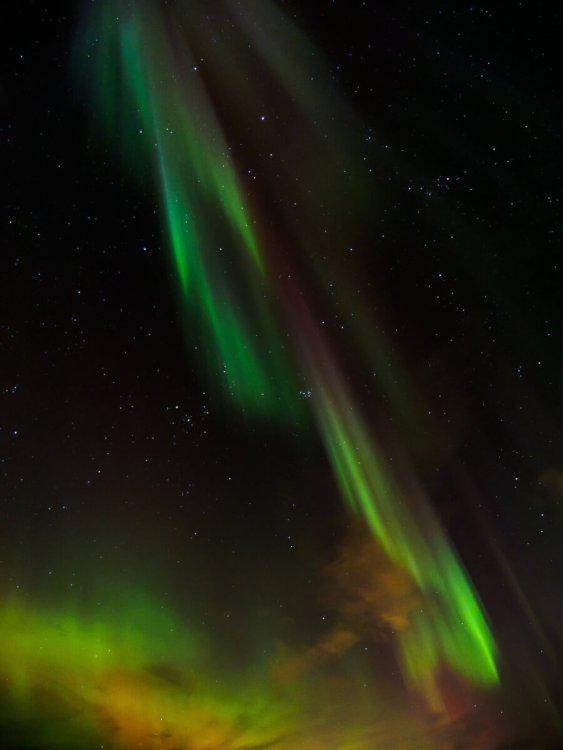 Où et Quand voir des aurores boréales : en Islande, en Suède, au Canada...