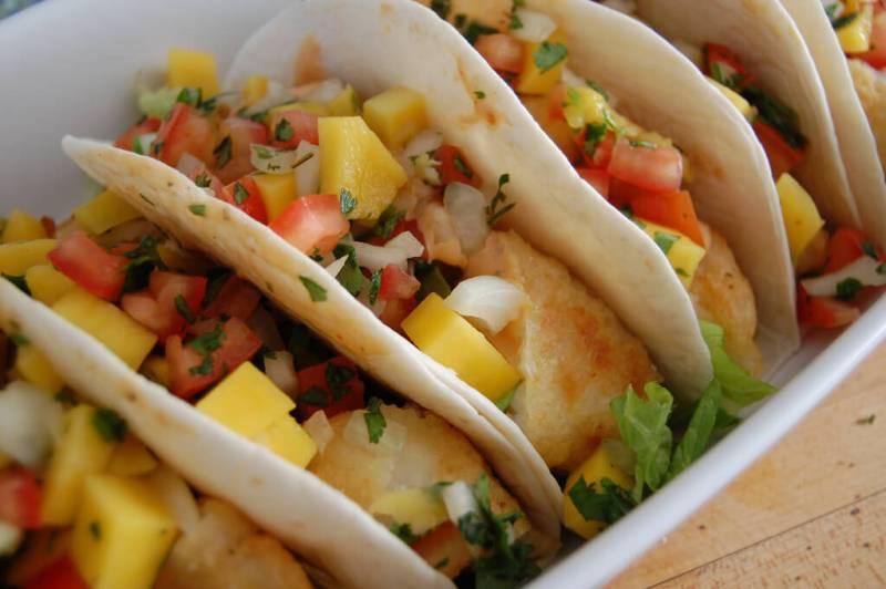 tacos mangue
