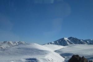 Les sommets d'El colorado