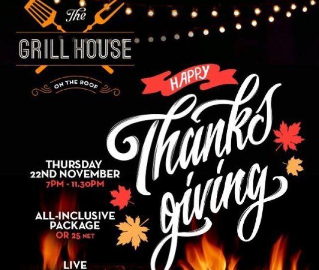 Thanksgiving At Grand Hyatt