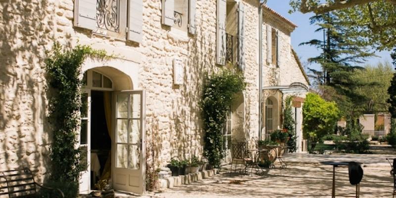 Brunch Htel Mas Valentine 13210 Saint Rmy De Provence