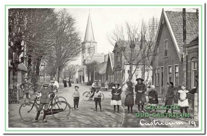 De oude bakkerij van Gerrit Res