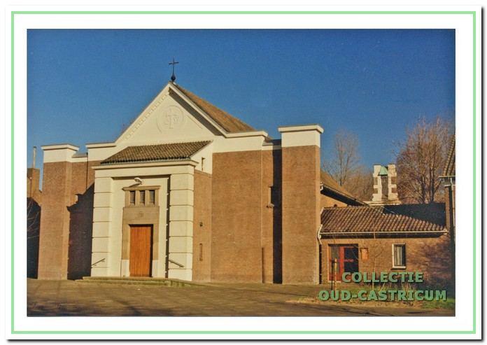 (Voormalige) rooms-katholieke kerk Maria ten Hemelopneming.