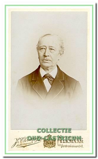 Adrianus Dekker, gemeente-secretaris.