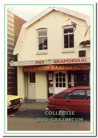 't Kaaswinkeltje van Piet Grapendaal.