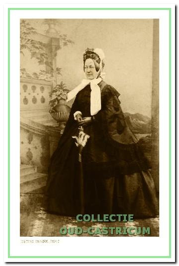 Margaretha Johanna Deutz van Assendelft (foto Iconografisch Bureau RKD 's-Gravenhage).