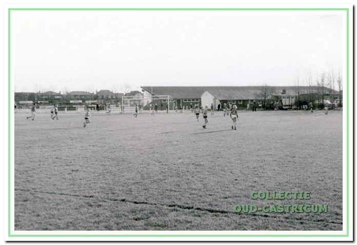 Voetbalcomplex Vitesse '22 aan de Puikman.