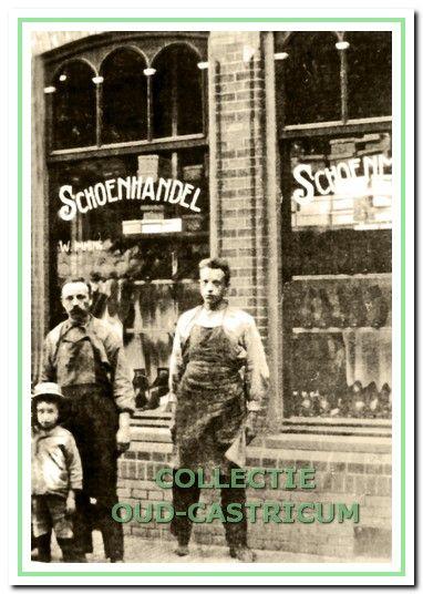 Schoenhandel en schoenmakerij Imming.