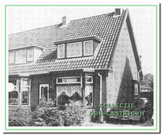 Meester Ludwigstraat 17 in Castricum, gebouwd in 1939.