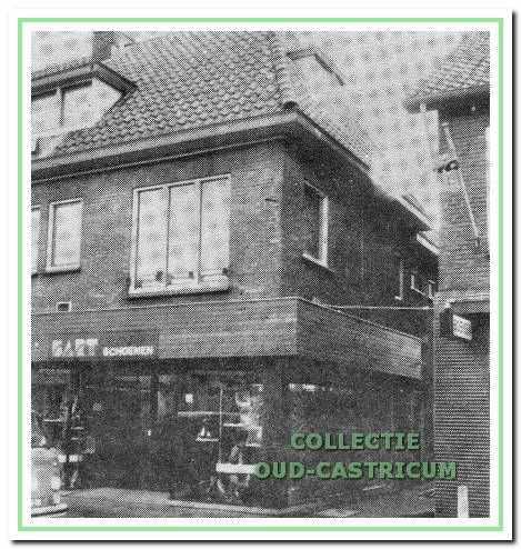 In 1877 werd voor de Castricumse brandweer een onderkomen gebouwd voor de handbrandspuit.