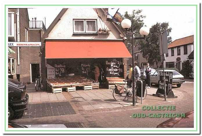 De Markthal in 1992.