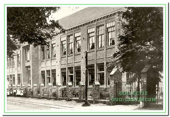 De Augustinusschool.