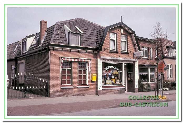 Foto van het pand Dorpsstraat 102.