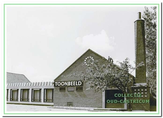 De voormalige Gerardusschool was van 1990 tot 2017 het onderkomen van Toonbeeld.