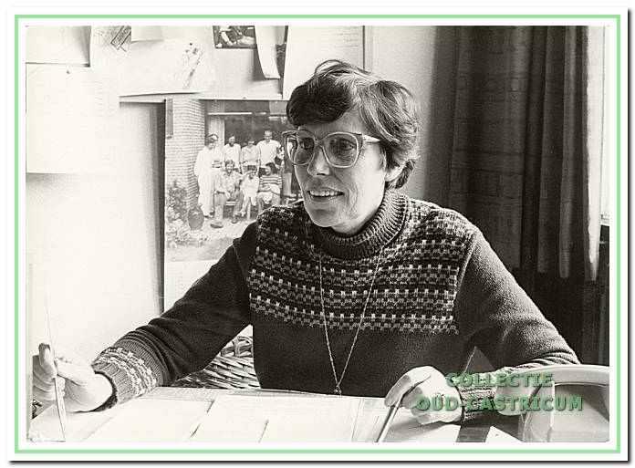 Vanaf 1975 is Marlou Nijst directrice. Zij heeft vele veranderingen meegemaakt en doorgevoerd.