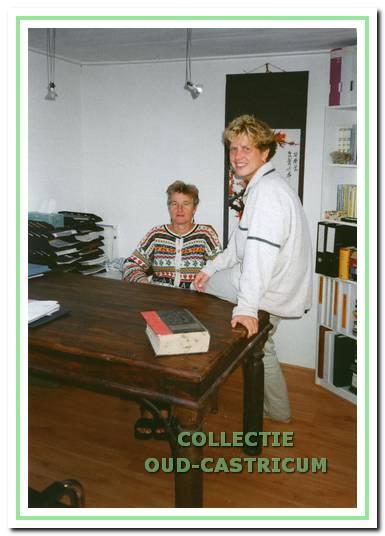 Vrijwilligers van Stichting Welzijn in Castricum.