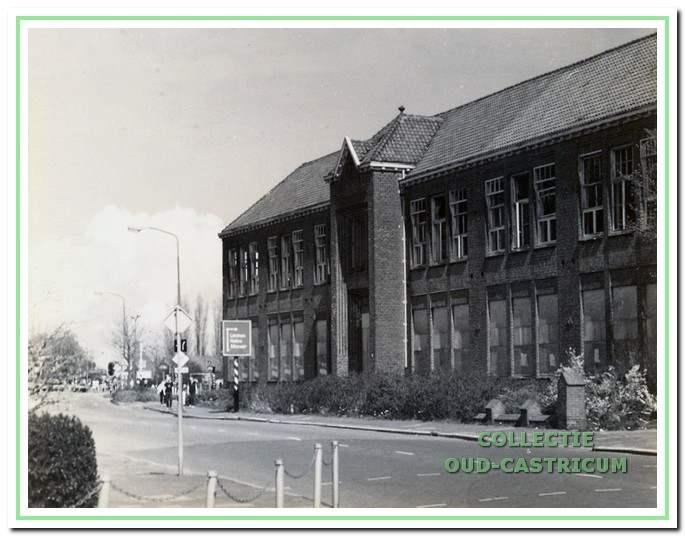 Augustinusschool aan de Dorpsstraat 115 in Castricum.