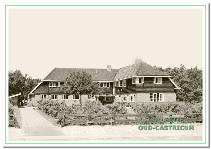 Jeugdherberg Koningsbosch vierde op 6 maart haar 75-jarig bestaan.