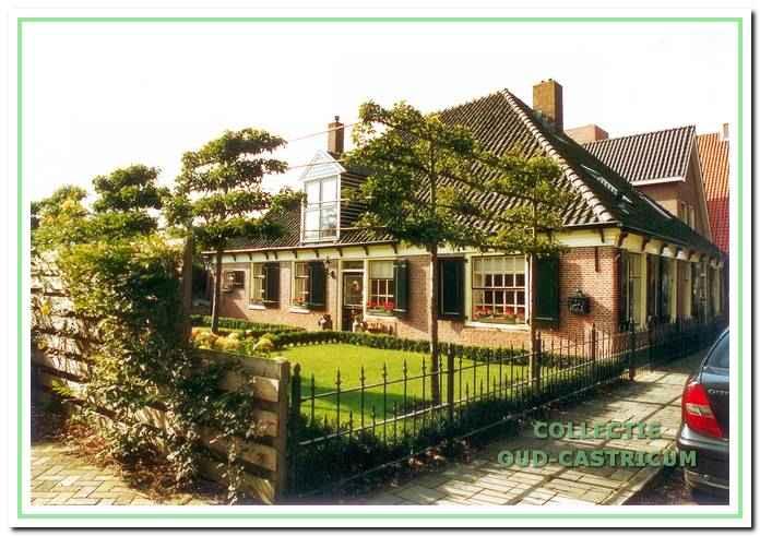 Het Knophuis Overtoom 19-21 in Castricum.