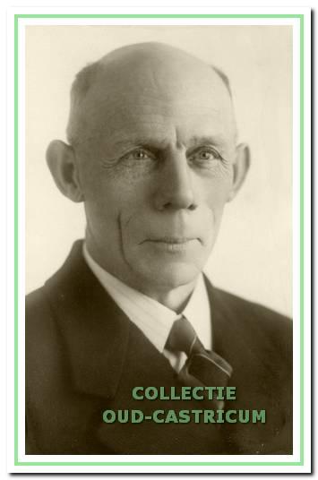 Manus (Hermanus) Zomerdijk ( 1877-1956).