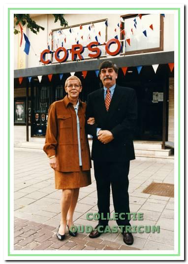 60 jaar Corso theater 17 september 1997.