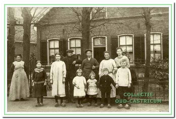 1919: Familie ten Wolde.