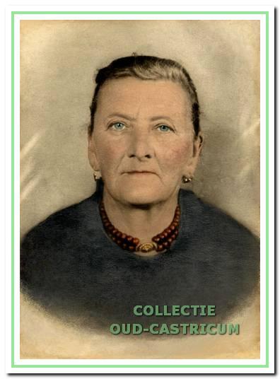 Geertje ten Wolde - Mooij (1871-1953).