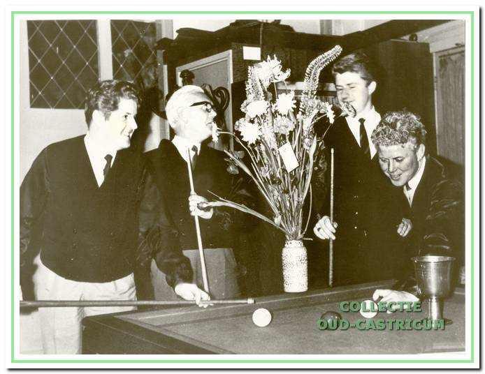 Het kampioensteam van WIK in 1967.