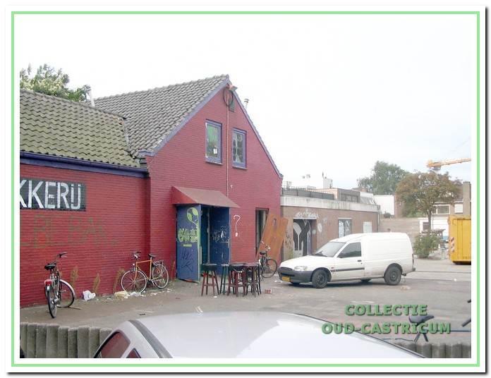 Jongerencentrum De Bakkerij aan de Dorpsstraat in Castricum.